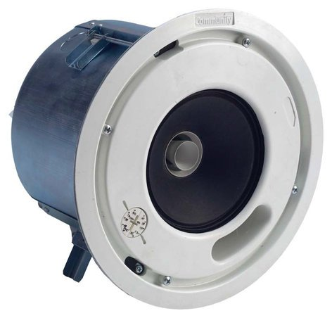 """Community D5-COMMUNITY Distributed Design 5"""" 2-Way High Output Coaxial Ceiling Speaker D5-COMMUNITY"""