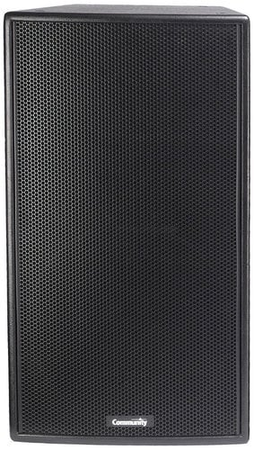 "Community V2-3564W 15"" VERIS 2 Series 3-Way Loudspeaker in White with 60x40 Dispersion VERIS2-3564-WHITE"
