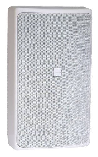 "Community DS8-W Distributed Design Series 8"" 2-Way Coaxial Surface Mount Loudspeaker in White DS8-W"