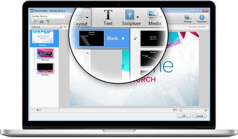 EasyWorship 6 House of Worship Media Presentation Software EASYWORSHIP-FULL