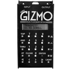 Doug Fleenor Designs GIZMO DMX512 Test Box GIZMO