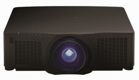 Christie Digital DWU851-Q-BLACK 7500 Lumens WUXGA Single Chip DLP Projector in Black DWU851-Q-BLACK