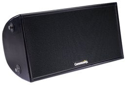 "Community W2-312-64HT 12"" 3-Way Full-Range WET II Loudspeaker in Black with 60x40 Dispersion and 200W Autoformer W2-312-64HT"