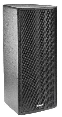 "Community Veris2 8 8"" 150W 8Ohm 2-Way Speaker in Black VERIS2-8-BLACK"