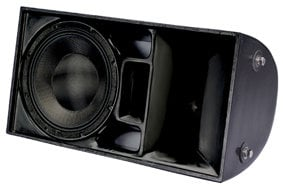 "Community W2-312-94HT 12"" 3-Way Full-Range WET II Loudspeaker in Black with 90x40 Dispersion and 200W Autoformer W2-312-94HT"