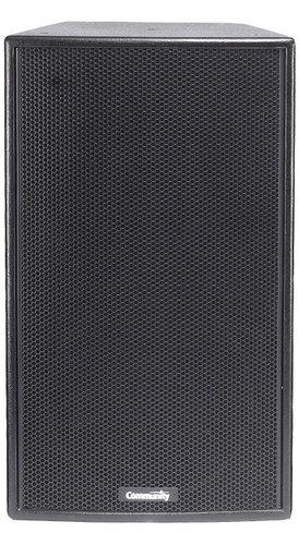 "Community VERIS2 3264 12"" 200W 8Ohm 3-Way Speaker in Black VERIS2-3264-BLACK"