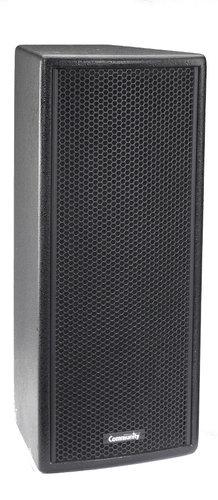 "Community VERIS2 26 6"" 200W 4Ohm 2-Way Speaker in Black VERIS2-26-BLACK"