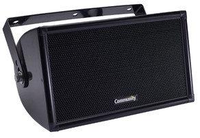 """Community W2-218T 8"""" 2-Way WET II Series Loudspeaker in Black with 100W Autoformer W2-218T"""