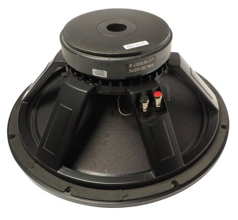 "Mackie 0015276 15"" Woofer for HD1501, SWA1501, and SRS1500 0015276"