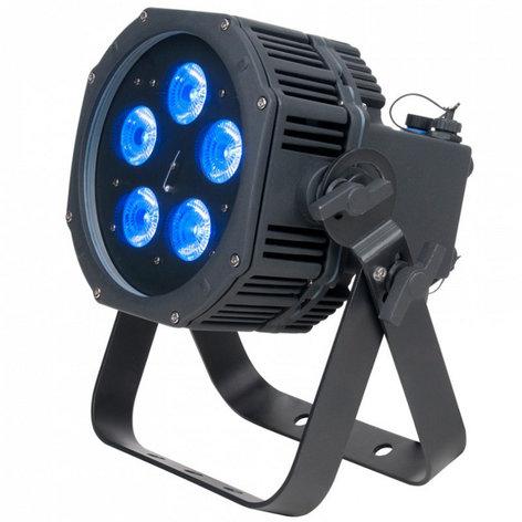 ADJ WiFly EXR HEX5 IP 5x5W Hex RGBAW+UV LED Par Fixture WIFLY-EXR-HEX5-IP