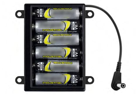 """Marshall Electronics M-CT710-AA  7"""" High Resolution Portable Camera Top Field Monitor with AA Battery Holder M-CT710-AA"""