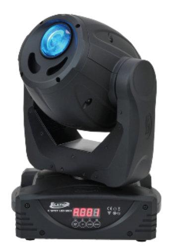 Elation Pro Lighting E SPOT LED III 90W Moving Head LED Spot E-SPOT-LED-III