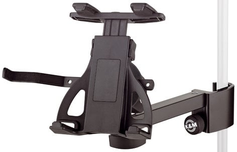 K&M Stands 19740 Clamping Tablet PC Holder 19740