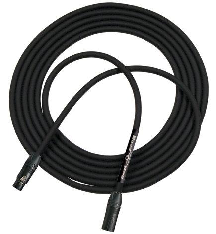 RapcoHorizon Music HOGM-40.K 40 ft Roadhog Microphone Cable HOGM-40.K