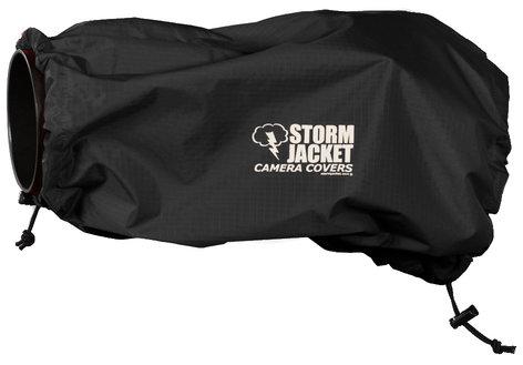Vortex Media SJ-XXL-B XXL Standard Model Storm Jacket Cover in Black SJ-XXL-B