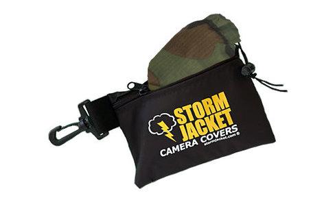 Vortex Media SJ-S-C Small Standard Model Storm Jacket Cover in Camouflage SJ-S-C