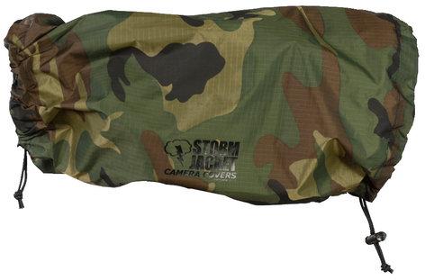 Vortex Media SJ-L-C Large Standard Model Storm Jacket Cover in Camouflage SJ-L-C