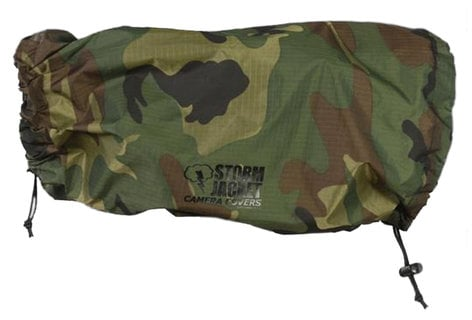 Vortex Media P-SJ-L-C Large Pro Storm Jacket for SLR in Camo P-SJ-L-C