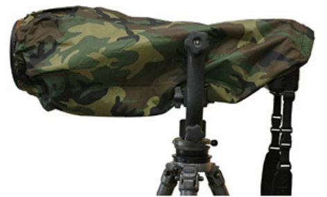 Vortex Media P-SJ-XXL-C XXL Pro Storm Jacket for SLR in Camo P-SJ-XXL-C