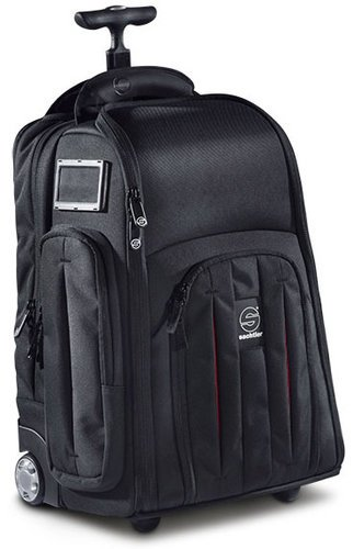 Sachtler Camera Rollpak Video Camera Backpack with Wheels and Trolley SC302