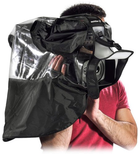 Sachtler SR425 Transparent Raincover for Full-Size Broadcast Cameras SR425