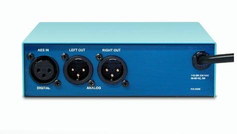 Henry Engineering D2A Digital Converter 24-Bit High Resolution Digital-to-Analog Audio Converter D2A-DIGITAL-CONVERTR