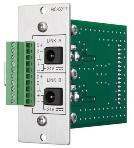 TOA RC-001T RS-485 Control Module for 9000M2 Series RC001TPS