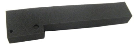 Audio-Technica 032002270 Case Foam Insert for AT835B and AT815B 032002270