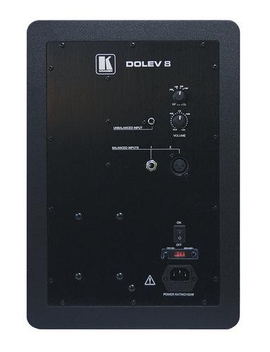 "Kramer Dolev 8 8"" 2-Way 100 Watt Bi-Amplified Active Studio Monitor DOLEV-8"