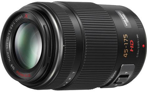 Panasonic H-PS45175K LUMIX G X VARIO PZ 45-175mm / F4.0-5.6 ASPH. Lens HPS45175K