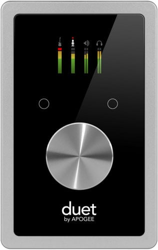 Apogee Duet 2x4 USB Audio/MIDI Interface for iOS & Mac with I/O Breakout Cable DUET-IOS-MAC