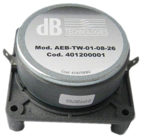 DB Technologies 1826 HF Driver for TWIN 128 1826