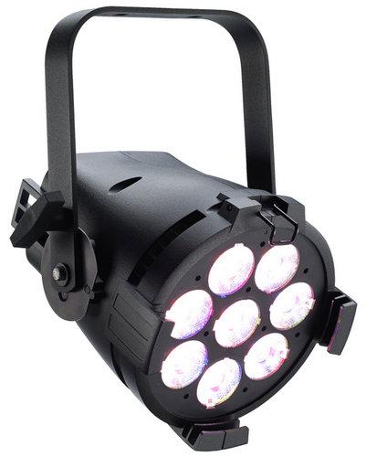 ETC/Elec Theatre Controls ColorSource PAR (CSPAR-1-A) 8x RGB-L LED Par Type Fixture with Edison Connector in White CSPAR-1-A