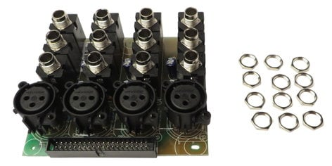 Allen & Heath 003-228 Mono Connector PCB for GL2800 003-228X