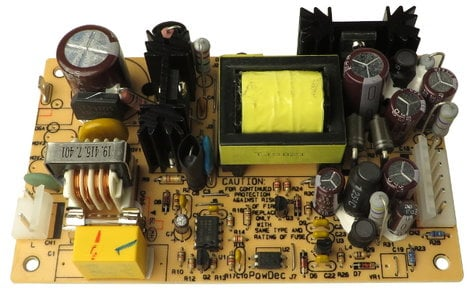 Crown 135284-1 Low Power Supply PCB For CTS4200 and CTS8200A 135284-1