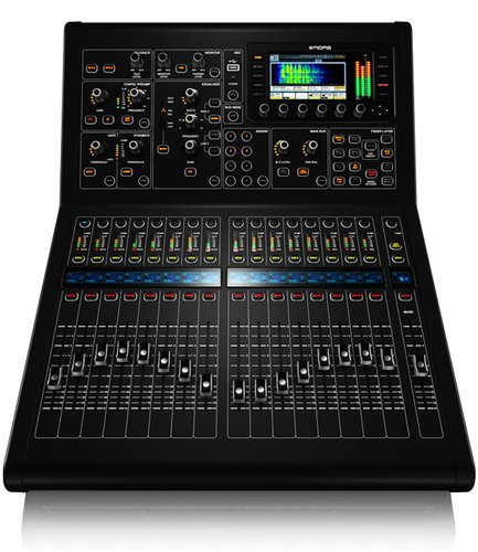 midas m32 r 40 channel digital mixer console 32 microphone inputs full compass systems. Black Bedroom Furniture Sets. Home Design Ideas