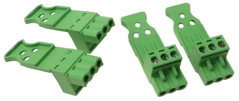 QSC CO-000198-00 3-Pin Phoenix Connectors For CX And ISA Series