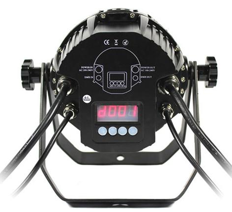 Blizzard Lighting ToughPar V12 12x15W 5-in-1 LED Par Can TOUGHPAR-V12