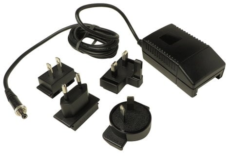 ETC/Elec Theatre Controls PS372 Replacement Universal Power Supply with Locking Connector for All SmartFade Models PS372