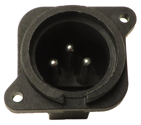 Gallien-Krueger 092-0084-0  XLR Connector for 700RB-II 092-0084-0