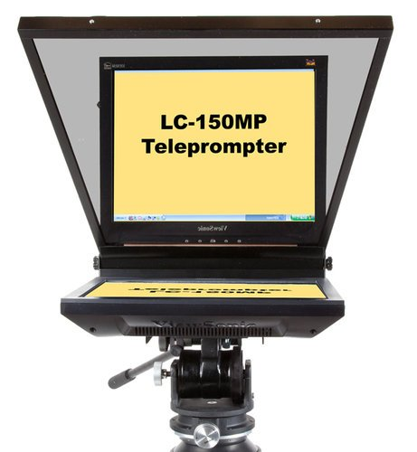 Mirror Image Teleprompter LC-150MP  LCD Starter Series Prompter with SVGA Input LC-150MP