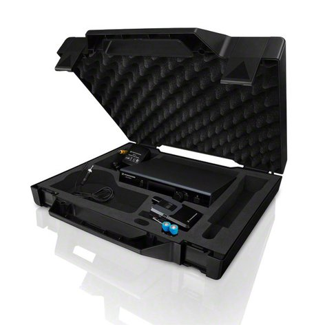 Sennheiser EWD1-ME2 Evolution Wireless D1 Series Digital Bodypack System with ME2 Lavalier Microphone EWD1-ME2