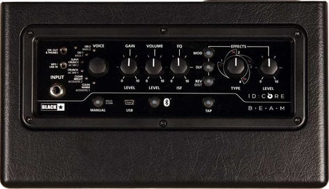 """Blackstar Amps ID:Core BEAM 20W 2x3"""" Combo Guitar Amplifier with Bluetooth Connectivity IDCOREBEAM"""
