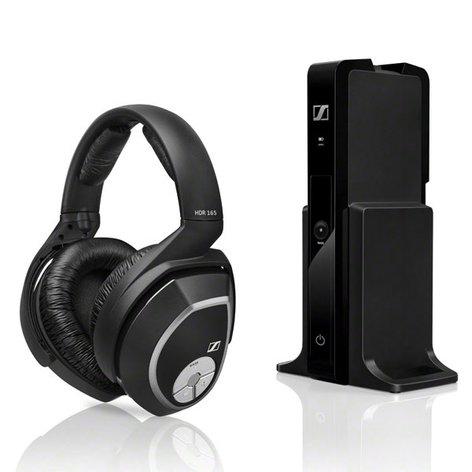Sennheiser RS 165 Wireless Stereo Headphone System RS165