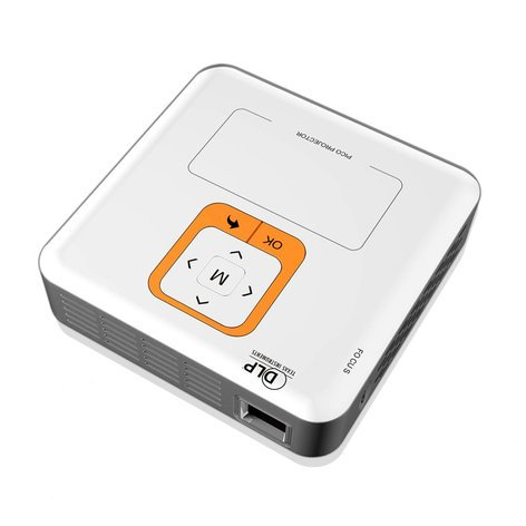 Pyle Pro PRJAND820  Mini HD Projector with Built-In Android-Based Computer PRJAND820