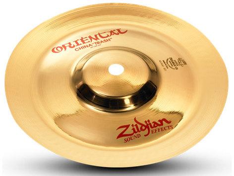"Zildjian A0610 10""FX  Oriental China ""Trash"" Cymbal in Brilliant Finish A0610"