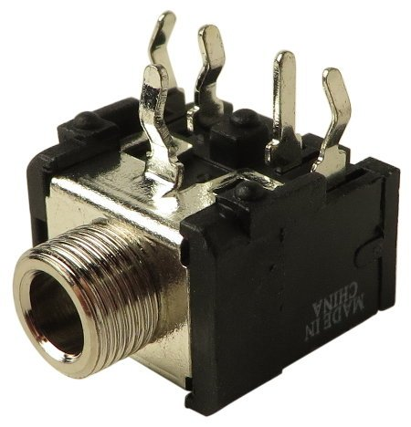 Shure 95C8839 3.5mm Mini Jack for FP33 and P6R 95C8839
