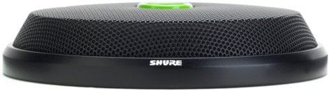 Shure MX396/C-DUAL Microflex Dual Element Cardioid Boundary Microphone MX396/C-DUAL
