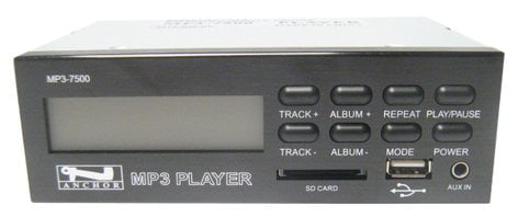 Anchor 600-0018-000 MP3 Player 600-0018-000