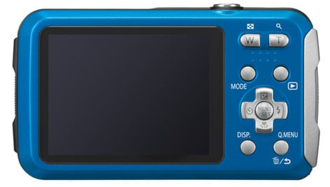 Panasonic DMC-TS30A 16.1MP 4x Optical Zoom LUMIX  Active Lifestyle Tough Camera in Blue DMC-TS30A